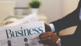 business-newspaper