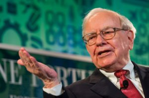 Warren Buffett's innere Scorecard