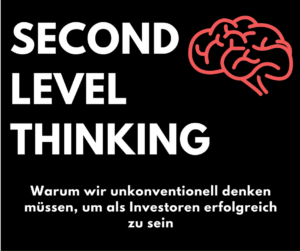 second level thinking