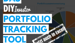 DIY Portfolio Tracking Tool v2.0: Excel-Version