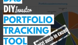 DIY Portfolio Tracking Tool v2.0: Excel-Version
