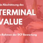 Terminal Value - Wie wir den Endwert für die DCF-Bewertung ermitteln