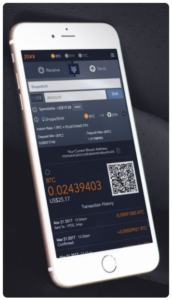 Kryptowährungen - Wallet App - Jaxx