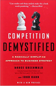Unternehmensstrategie - Greenwald - Competition Demystified