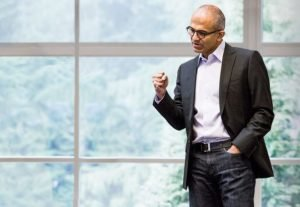 Satya Nadella CEO Microsoft DIY Investor