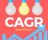 CAGR berechnen