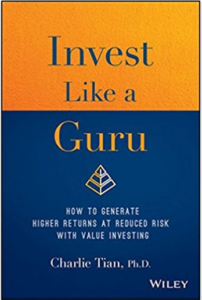 Invest like a Guru Charlie Tian