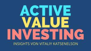 Katsenelson - Active Value Investing