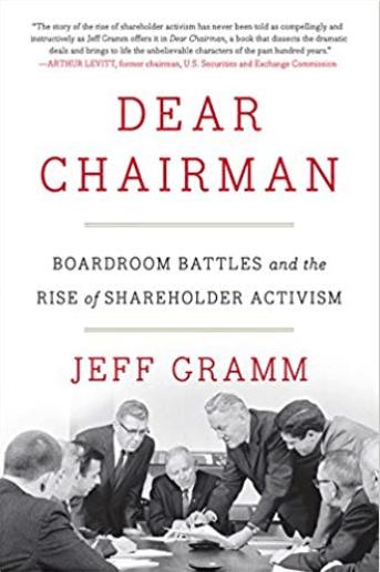 Dear Chairman: 2 Gründe, warum ihr dieses Buch von Jeff Gramm unbedingt lesen solltet