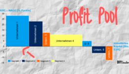 Branchenanalyse Teil 2: Den Profit Pool verstehen und analysieren