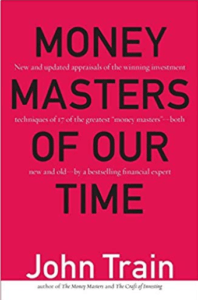 Train - Money Masters of our Time - T. Rowe Price