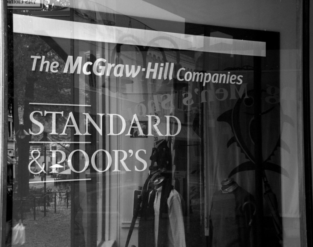 Standard & Poor's Rating Matrix