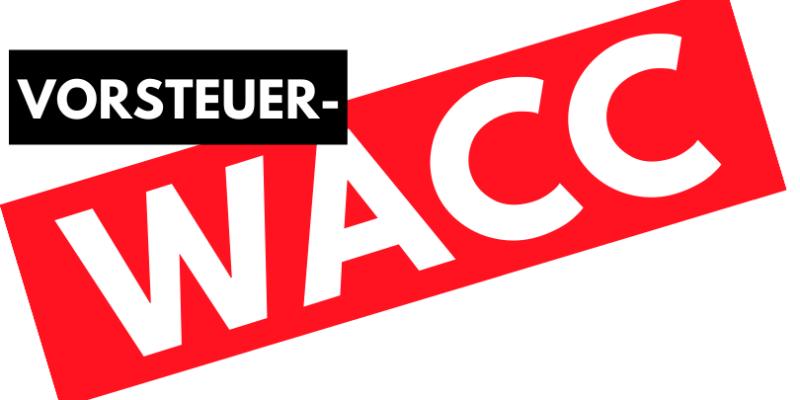 WACC vor Steuern: Anwendungsfälle und Berechnungslogik