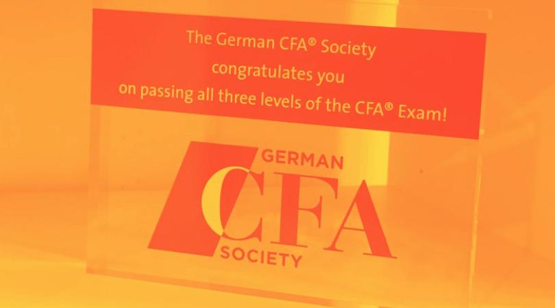CFA - Chartererd Financial Analyst - Meine Learnings