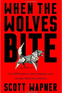 Buch-Tipp: When the Wolves Bite von Scott Wapner