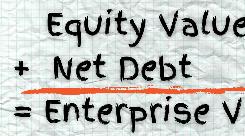 Nettoverschuldung und Enterprise Value