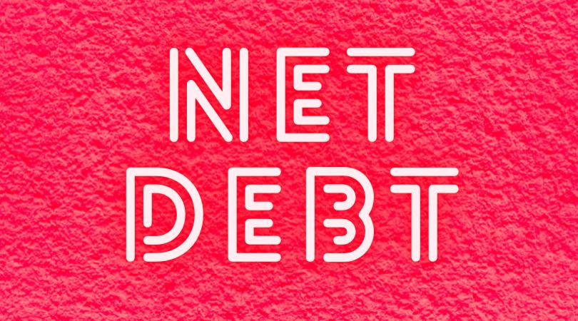 Net Debt - Nettoverschuldung und Nettofinanzverschuldung (NFD)