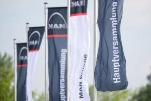 MAN SE Hauptversammlung 2017 am Mittwoch 24.05.2017 in Muenchen.