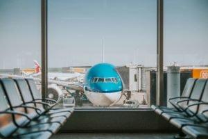 Liquidität Flugzeug am Boden