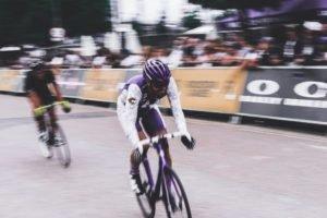 Radfahrer - Wettbewerbsvorteil Privatinvestoren