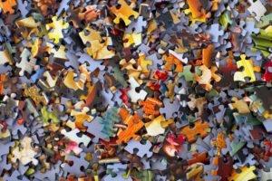 Puzzle Sum-of-the-Parts SOTP