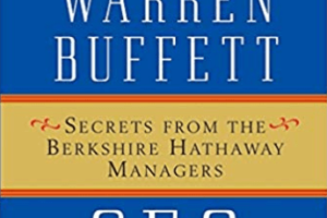 The Warren Buffett CEO Cover