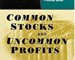 Common Stocks and Uncommon profits